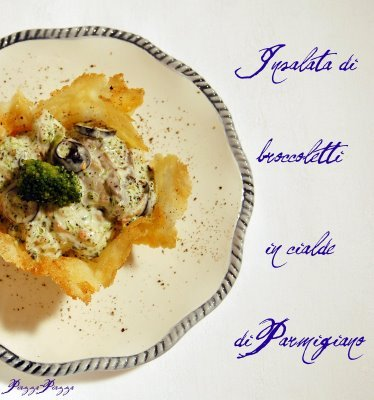 insalata_di_broccoletti_in_cialdedi_Parmigiano_1