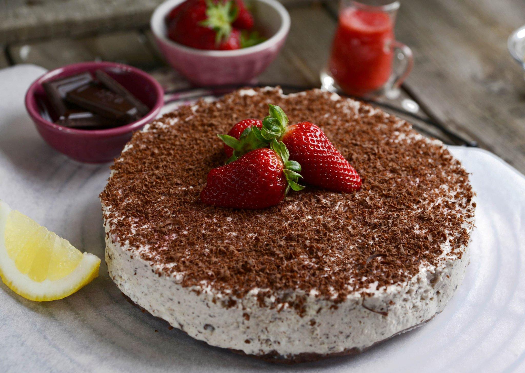 stracciatella torta2